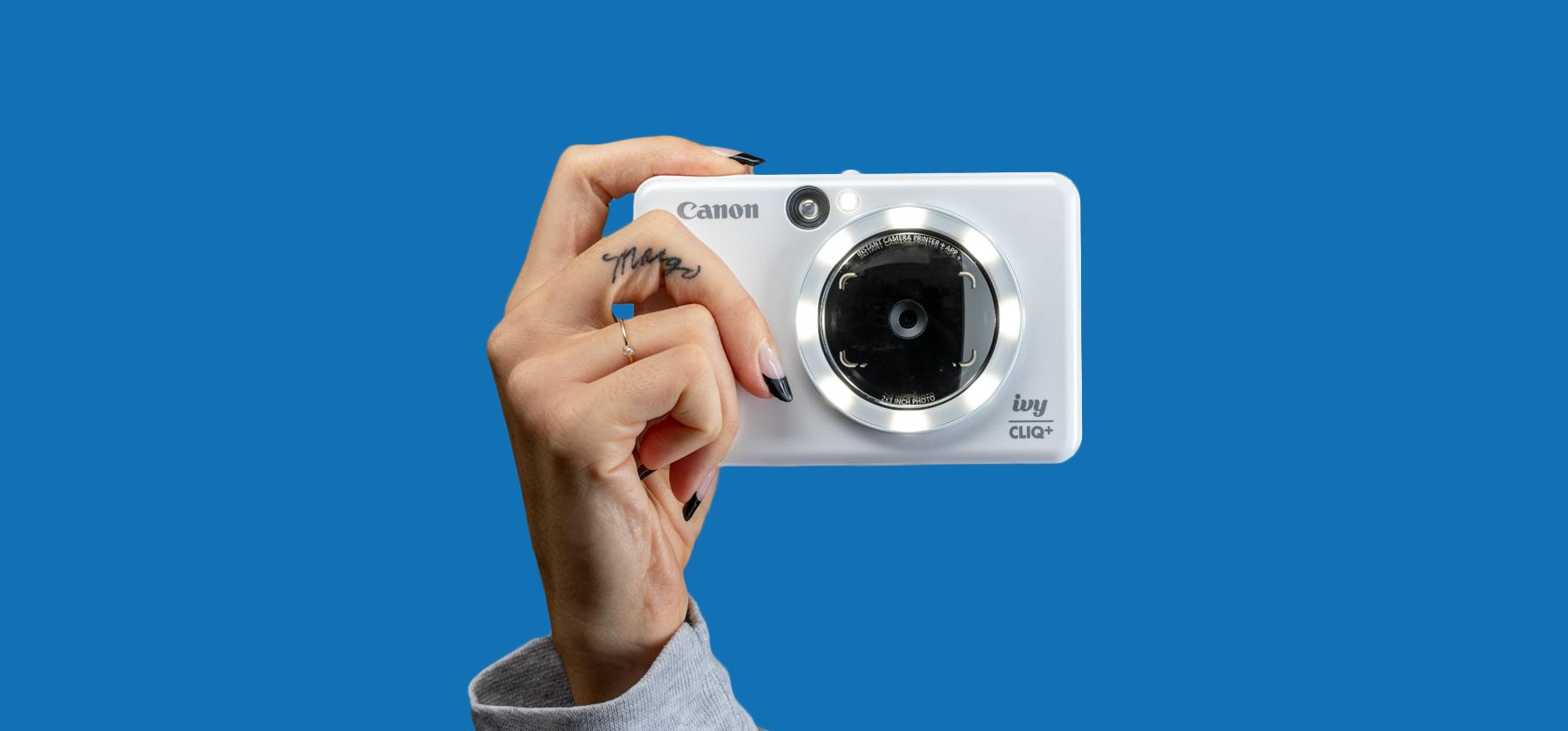 Canon CLIQ and CLIQ+ Lifestyle